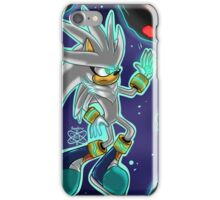 The Power Within +Silver the Hedgehog+ iPhone Case/Skin