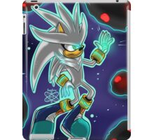 The Power Within +Silver the Hedgehog+ iPad Case/Skin