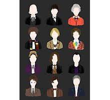 Twelve Doctors. Photographic Print