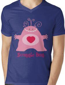Snuggle Bug  Mens V-Neck T-Shirt