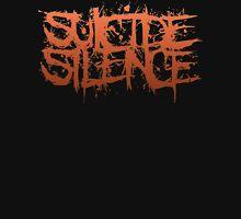 Suicide Silence Orange Logo Unisex T-Shirt