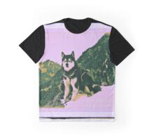 Shadow On The Track Graphic T-Shirt