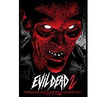 Evil Dead Poster Photographic Print