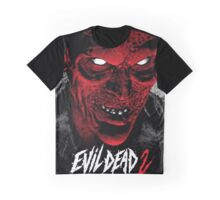Evil Dead Poster Graphic T-Shirt