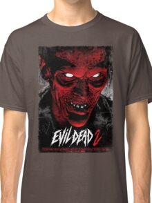 Evil Dead Poster Classic T-Shirt
