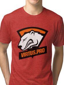 Virtus pro logo Tri-blend T-Shirt