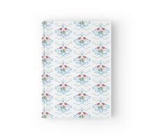 Fish and Crabs Hardcover Journal