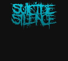 Suicide Silence Blue Logo Unisex T-Shirt