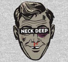 Neck Deep  One Piece - Short Sleeve