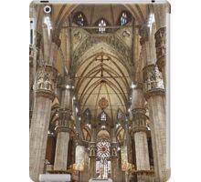 nave. Milano Duomo. iPad Case/Skin