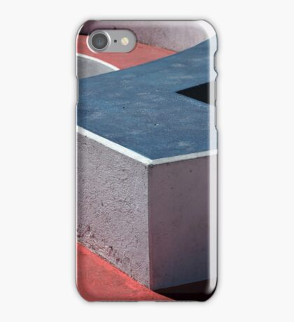 Concrete Patterns iPhone Case/Skin