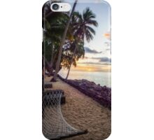 Pacific Sunset II iPhone Case/Skin
