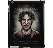 Arkham Bank iPad Case/Skin