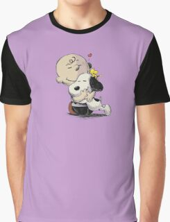 Everything Will Be Okay Peanuts Graphic T-Shirt