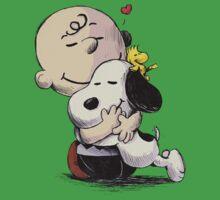 Everything Will Be Okay Peanuts Baby Tee