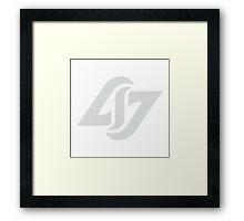CLG NA LCS 2016 Framed Print