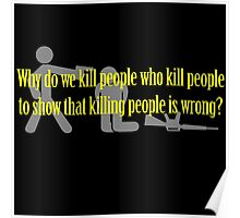 Why Kill People? Poster