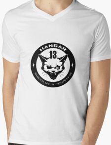 Hellcat  Mens V-Neck T-Shirt