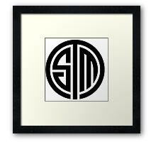 TEAM SOLO MID NA LCS 2016 Framed Print