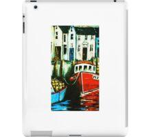 Smugglers Row Zoom 5 iPad Case/Skin