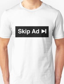 Skip Ad - m a longbottom - platform58 Unisex T-Shirt