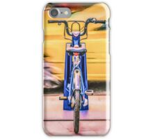 Time Travel - Economy Class iPhone Case/Skin