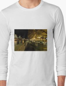 Leave no trace - Southbank Melbourne Long Sleeve T-Shirt