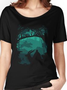 Princess Mononoke - Princess Of Forest Women's Relaxed Fit T-Shirt