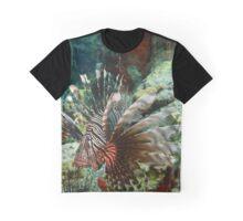 Poisson-lion Graphic T-Shirt