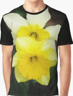 Double Daffies  Graphic T-Shirt