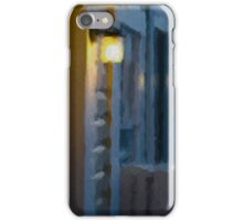 Rainy Night Motel II iPhone Case/Skin