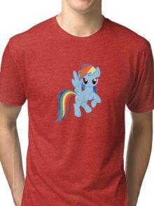 Rainbow Dash (MLP)  Tri-blend T-Shirt