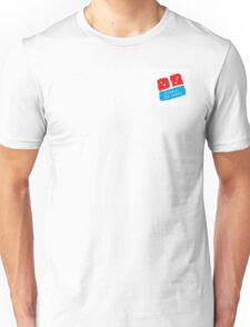 Custom Domino's Pizza Ethiopia Logo Unisex T-Shirt