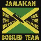 Jamaican Bobsled Team by edwardfraser