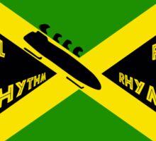 Jamaican Bobsled Team Sticker