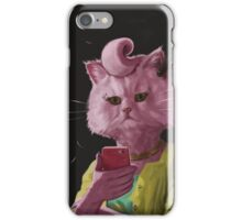 Dedicated Cat iPhone Case/Skin