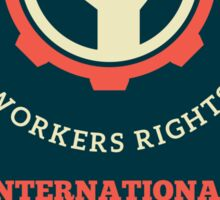 Labor Day Sticker