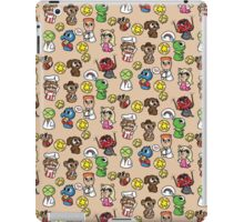 Mupbits iPad Case/Skin