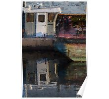 New Bedford Waterfront  XXIV Poster