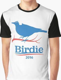 Birdie Bernie Sanders Graphic T-Shirt