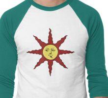Warrior of Sunlight's emblem  Men's Baseball ¾ T-Shirt