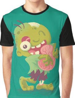 Zombie Hugs Graphic T-Shirt
