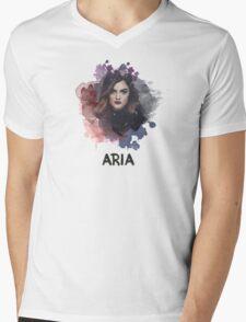 Aria - Pretty Little Liars Mens V-Neck T-Shirt