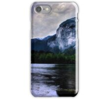 Houseboat Under the Chief iPhone Case/Skin