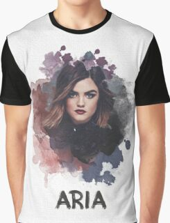 Aria - Pretty Little Liars Graphic T-Shirt