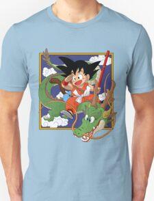 Goku And Shenron Unisex T-Shirt