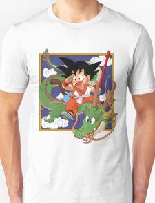 Goku And Shenron T-Shirt