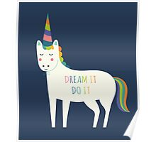 Dream It Do It Poster