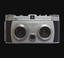 Belplasca Stereo Camera Baby Tee