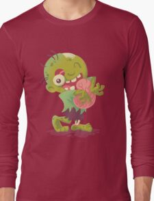 Zombie Hugs Long Sleeve T-Shirt